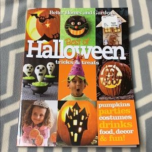 Other - Better Homes and Gardens Halloween Craft Book